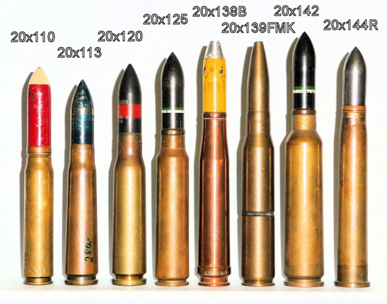 an introduction to collecting 20 mm cannon cartridges the 20 mm