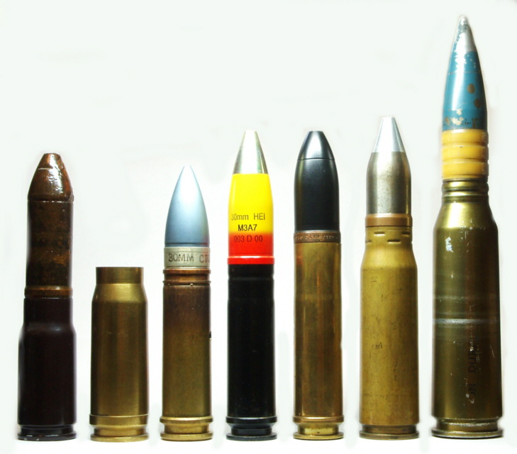 An Introduction To Collecting 30 Mm Cannon Ammunition