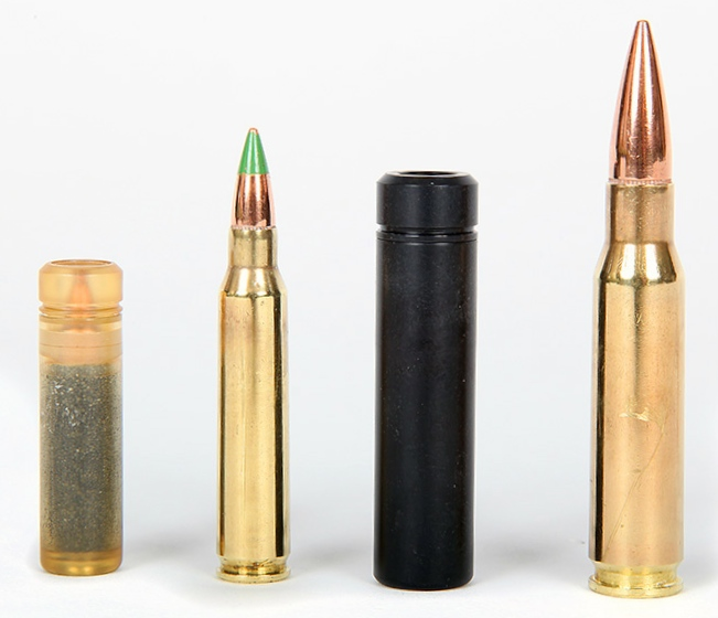 New Cartridge Developments and Implications for Dismounted